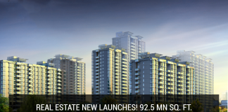 Real estate new launches