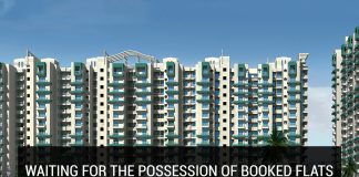 Waiting for the possession of Booked Flats in Supertech